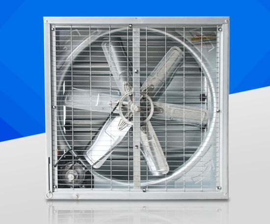 Stainless Steel Push-Pull Green House /Poultry Farm Equipment/Industrial/Chicken/Pig/Cow House /Negative-Pressure Ventilation Cooling Wall Exhaust Fan pictures & photos