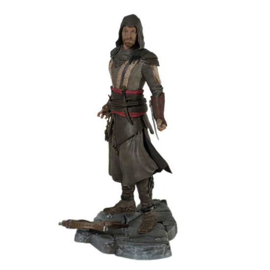 Plastic Assassin's Creed Movie Aguilar Collectible