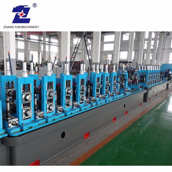 Customized Machine Stainless Steel Pipe Making Production Line