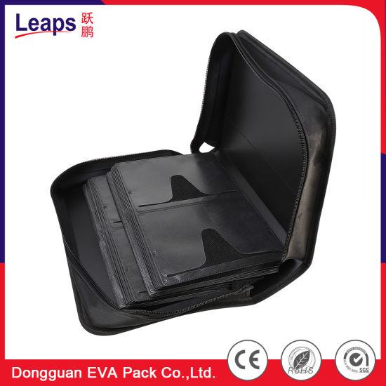 Easy Storage Specialized CD Jewel Sleeve Black DVD Case