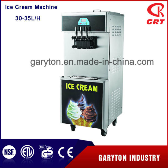 Ice Cream Machine for Making Ice Cream (GRT-BQL830)
