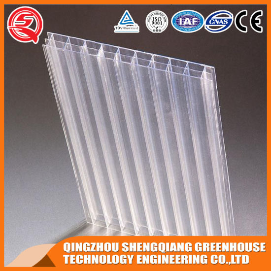 Agriculture Productive PC Greenhouse Hydroponic for Planting Tomato/Strawberry/Flower/Garden