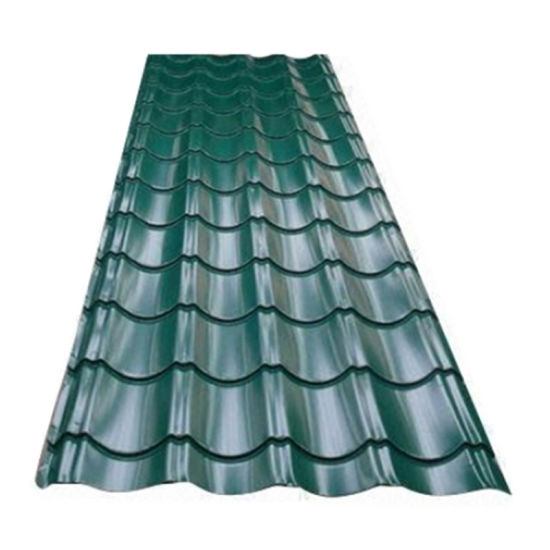 Color Coated Corrugated Roofing Steel Sheet Building Material