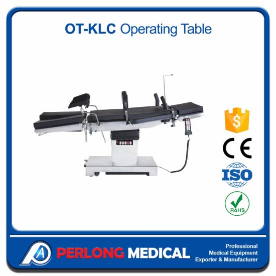 Medical Equipment Electric Operating Table; Ot-Klc pictures & photos