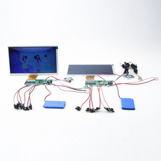 7 Inch TFT LCD Monitor for Raspberry Pi with Driver Board HDMI LCD Module