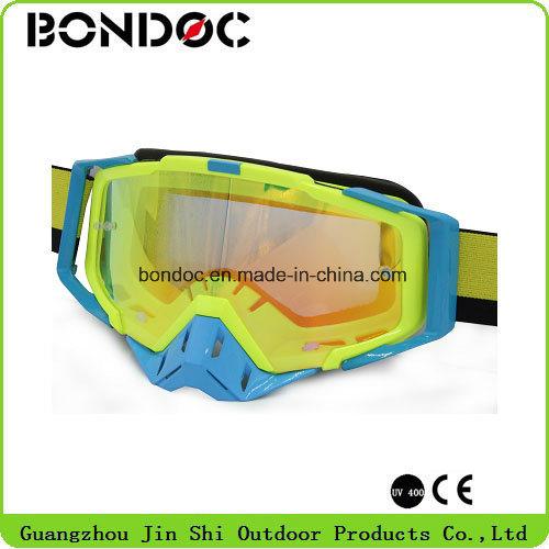 TPU Motocross Goggles Flexible Frame Mx Goggle