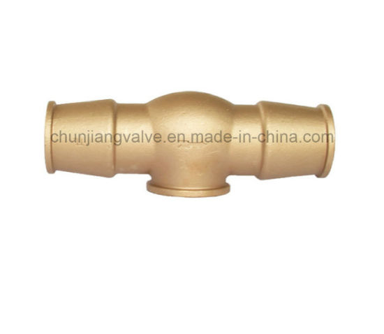 Customized Precision Machining Bronze Casting Parts pictures & photos