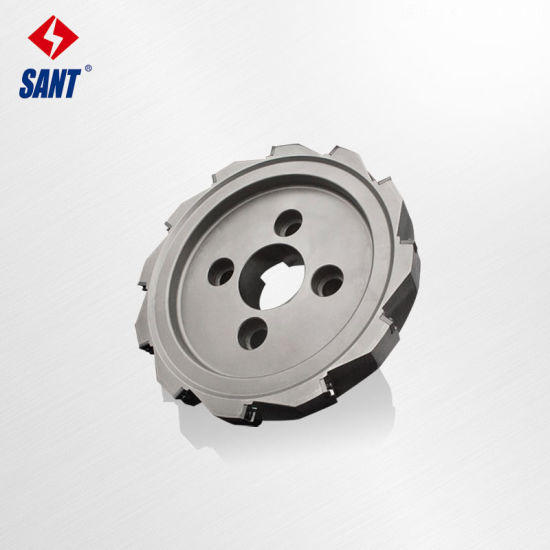 Matched Zccct Insert Seet120308per Indexable Face Milling Tool