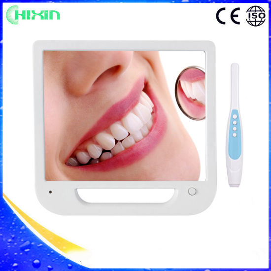 Dental Intraoral Camera for Dental Chair Film Viewer Unit Camera pictures & photos