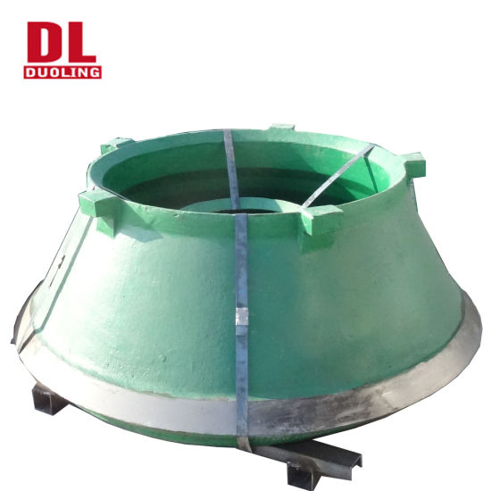 Liners for Telsmith Symons HP Series Cone Crushers