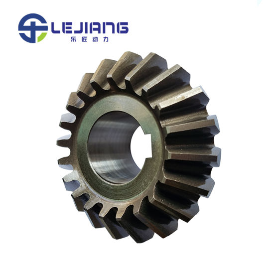 ANSI DIN ISO High Quality 20crmnti Bevel Gear pictures & photos
