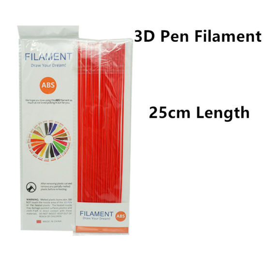 1.75 mm and 3.0mm ABS 3D Printer Pen Filament From China Manufacturer pictures & photos
