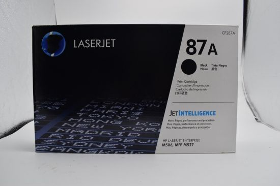 New Original Toner Cartridge CF287A/87A for HP Laser Printer M506