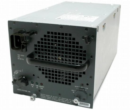 New Sealed Ws-Cac-3000W= CAT6500e AC Power Supply