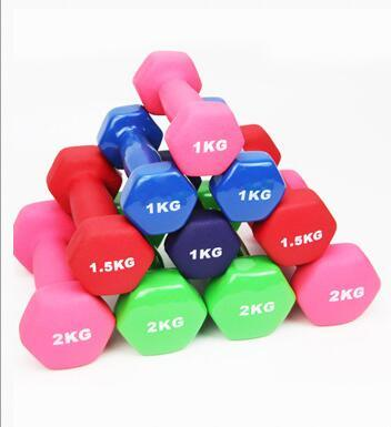 Multiple Specifications and Colors Available to Choose, Multi-Functional Dumbbell