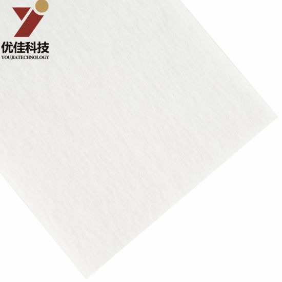 60mm-360mm Width Hot Air Nonwoven Fabric Surface for Baby Diaper or Napkins pictures & photos