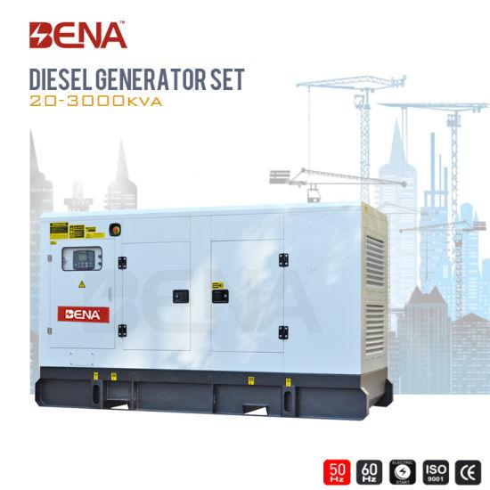Soundproof Open Type 125kVA Diesel Generator Set with Wholesale Price