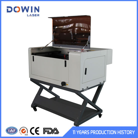 CO2 Laser Cutter for Acrylic MDF Leather Rubber Plastic