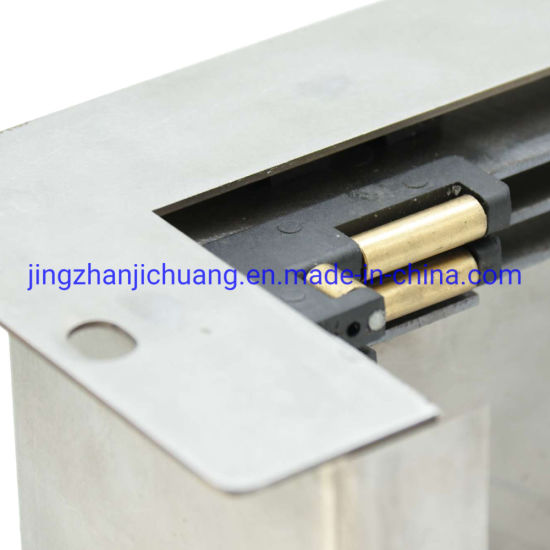 CNC Linear Guide Square Shield Accordion Bellows Cover