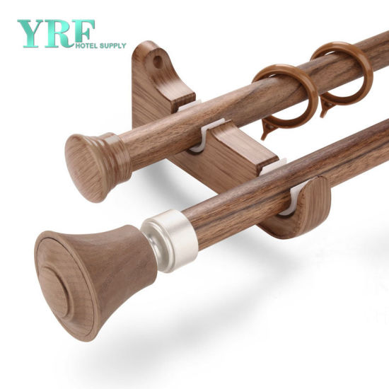 Guangzhou Foshan Factory Price Curtain Rods Specialists for Hotel