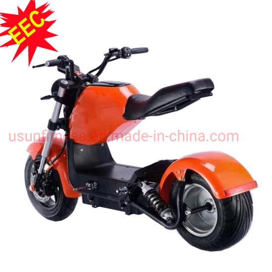 China Supplier EEC Electric Scooters with 1500 W Motor for Adult