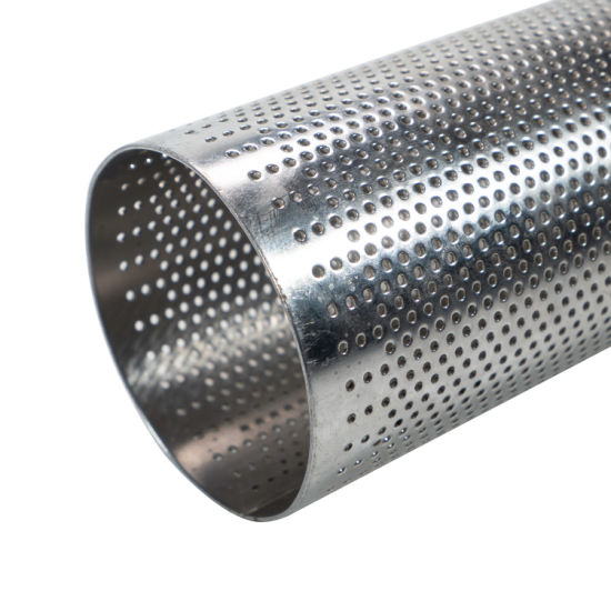 Aluminum Perforated Metal Mesh Round Shape for Decoration