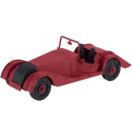 CO Classic car 3D paper puzzle