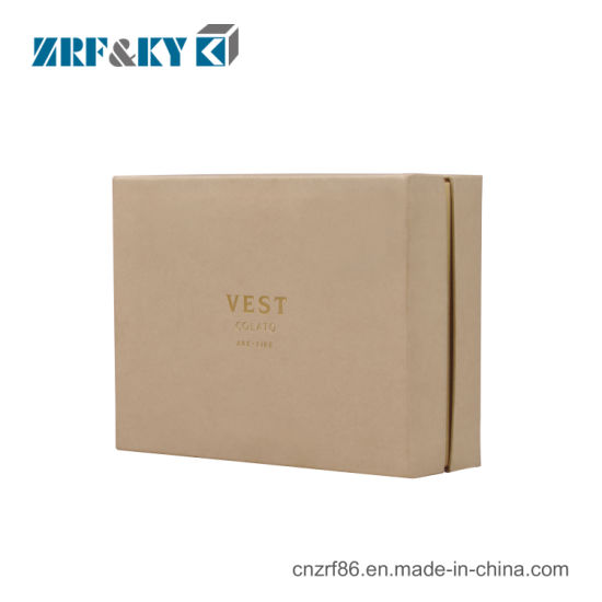 Custom Eco-Friendly Printed Special Paper Food Chocolate Packaging Gift Box
