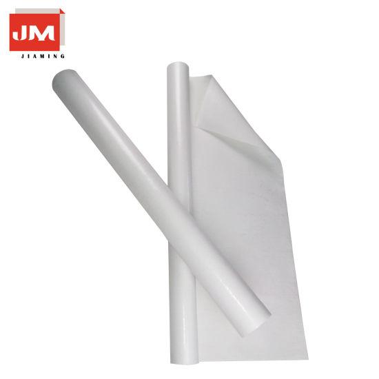 White Sticky Felt Painter Felt and Cover Fleece Protection Covering Flooring Carpet, Parquet, Tiles and Furniture for Felt