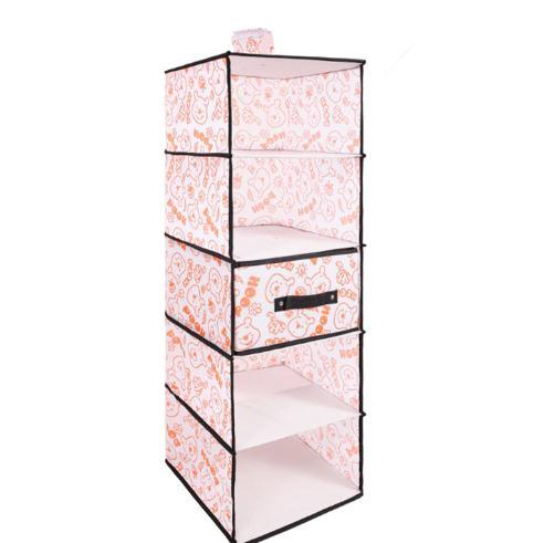Custom Suspended Folding Nonwoven Waterproof Storage Closet Organizer