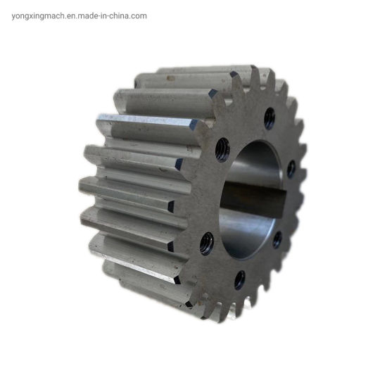 Manufacturing High Precision Steel Spur Gear on Sale pictures & photos