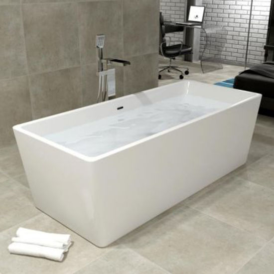 1700X700mm Normal Design Freestanding Bathtub