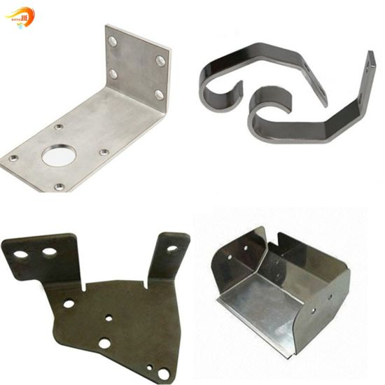 Monthly Deals Custom OEM High Pricision Turning/Milling/Drilling Spare Parts Metal Stamping