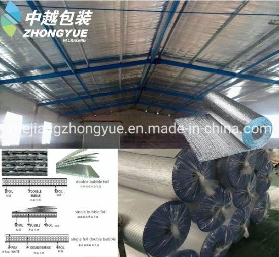Aluminum Foil Air Bubble Insulation Aluminium Insulation 3bf7-Other