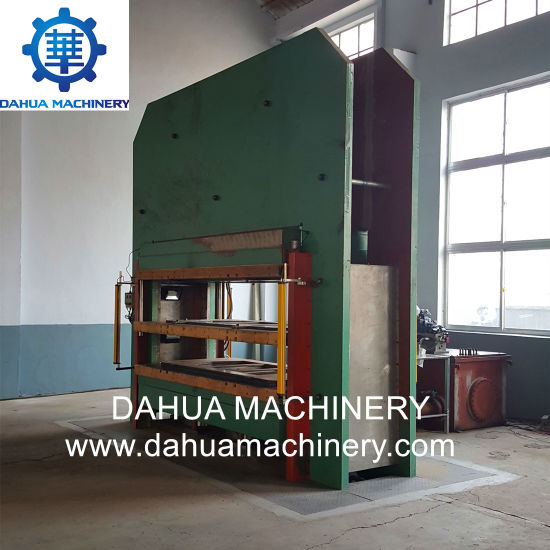 Heat Exchanger Gasket Vulcanizing Press
