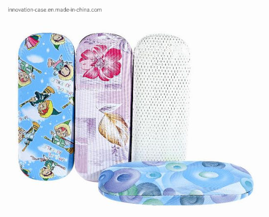 Crush-Resistant Eyeglasses Case; Refreshing, Portable and Cute Glasses Case; Creative, Personalized Myopia Eyewear Case