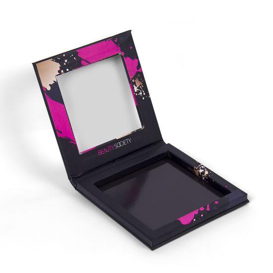 Luxury Paper Cardboard Cosmetic Packaging Eyeshadow Palette