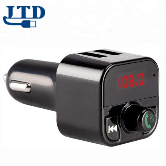 Car MP3 Player Bluetooth FM Transmitter