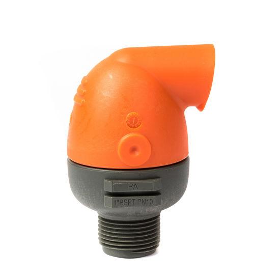 2 Inch Drip Pipe Plastic Vacuum Valve Pressure Air Release Valve for Drip Irrigation