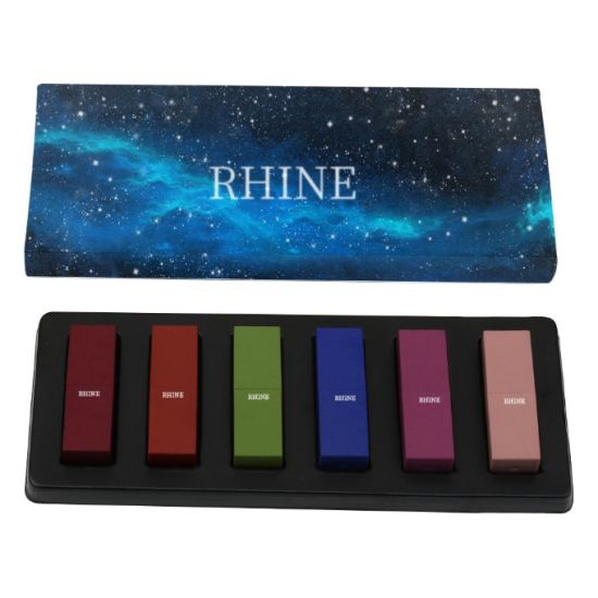 Wholesale OEM Cosmetics Long-Lasting Waterproof Luxury Slender Matte Lipstick