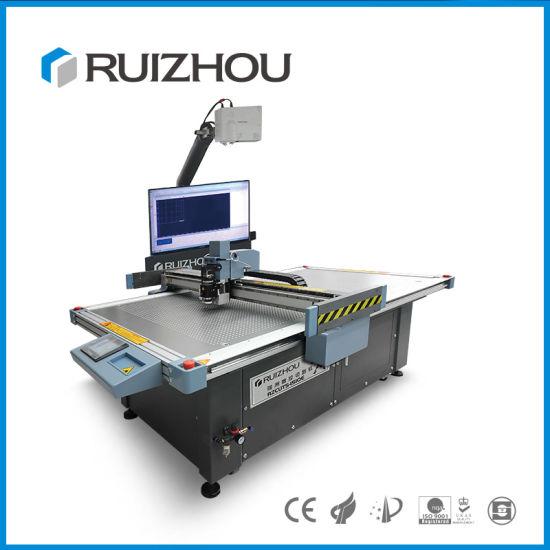 Digital Leather Cutter CNC Leather Cutting Machine for Sale