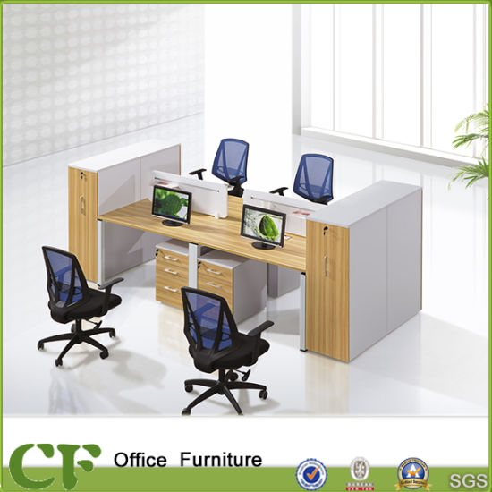 office working table. CF Newly Design PVC Edging MFC Office Working Desk Office Working Table