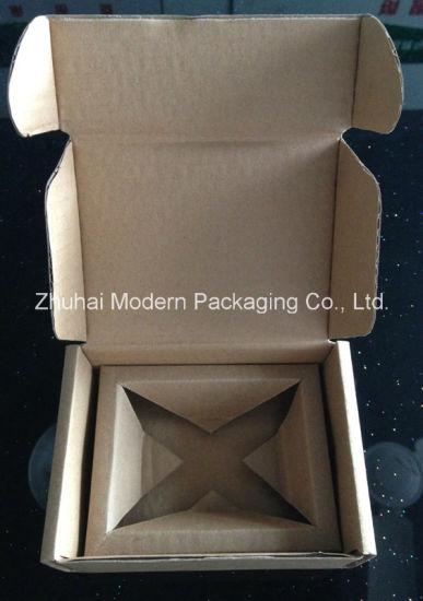 China OEM Printing Color Flat Corrugated Box/Shipping Box