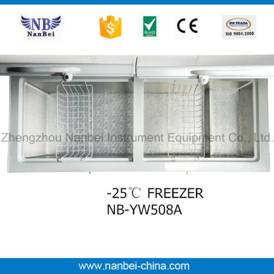 Chest Type Laboratory Deep Medical Vaccine Freezer pictures & photos