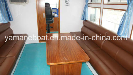 China High Speed Fiberglass Catamaran Passenger Boat for