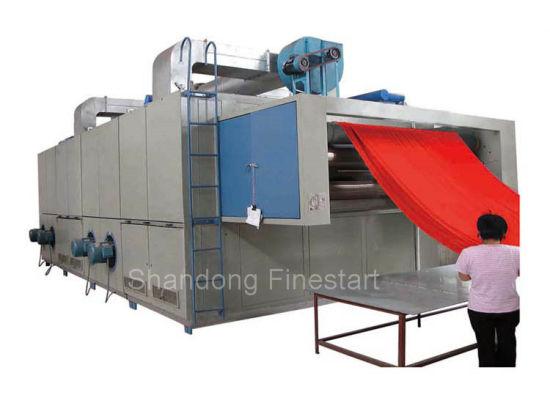 Textile Finishing Machine/ Drying Machinery / Textile Dryer/ Textile Loose Dryer / Textile Relax Dryer Finishing Machinery