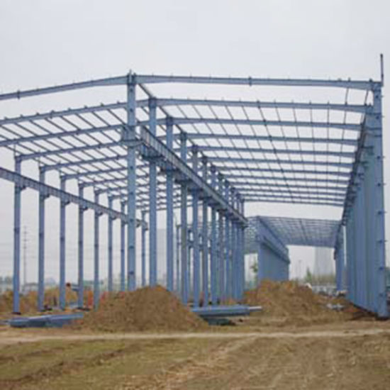 Large Span Steel Structure Construction for Workshop (SSW 15024)