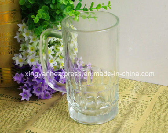 22oz Sublimation Coating Glass Beer Cup pictures & photos