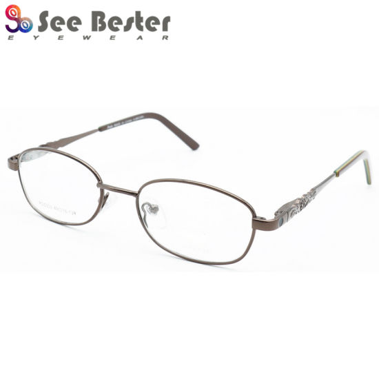Fast Delivery Stainless Eye Glasses Frames Cheap Price Competitive Price Optical Frames Wholesale