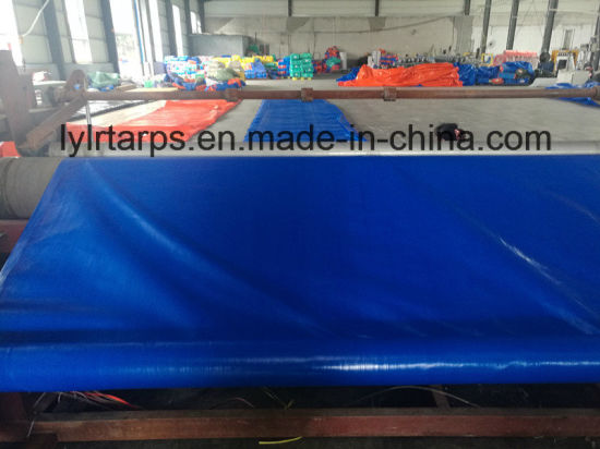Waterproof PE Tarp Truck Cover, Polyethylene Tarpaulin Roll, Poly Tarp Cover pictures & photos